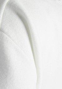 Bershka - ROLLKRAGEN - Jumper - white - 5