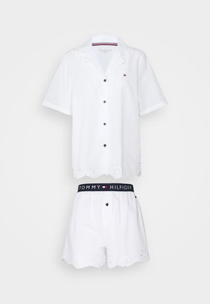 ORIGINAL SHORT SET  - Piżama - classic white