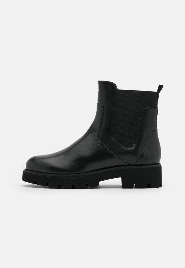 GRACEY - Kotníkové boty - black