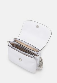 Guess - HANDBAG DESTINY SHOULDER BAG - Across body bag - white - 2