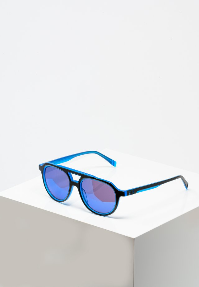Zonnebril - blk/blue