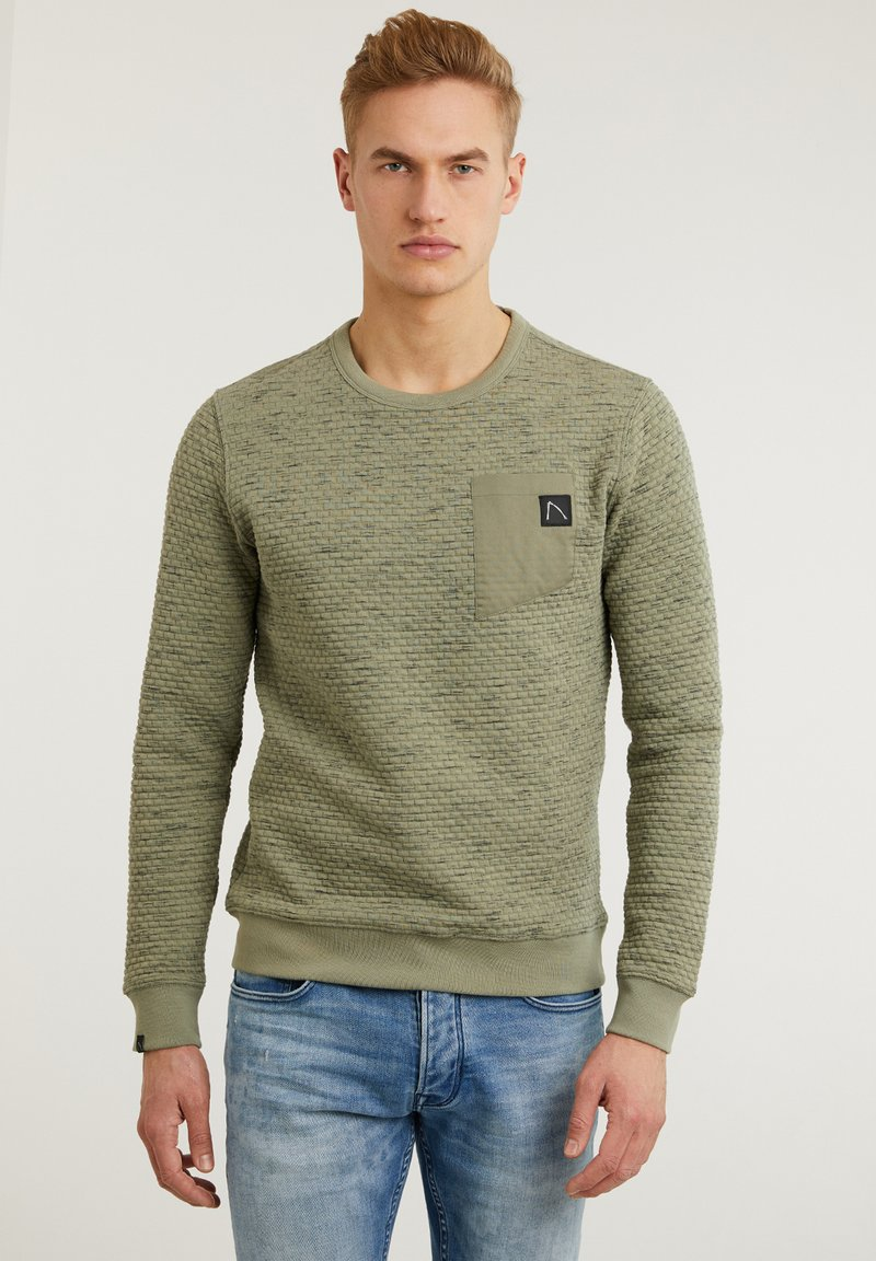 CHASIN' - Sweatshirt - green