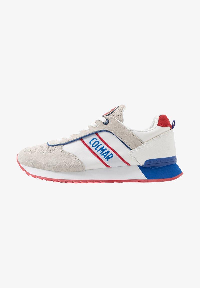 Colmar Originals - TRAVIS RUNNER - Sneakers laag - white