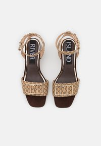 River Island - Sandály - brown - 5