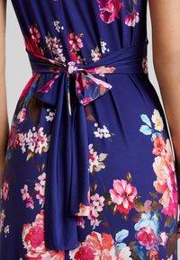 Anna Field - Day dress - white/light pink/dark blue - 4
