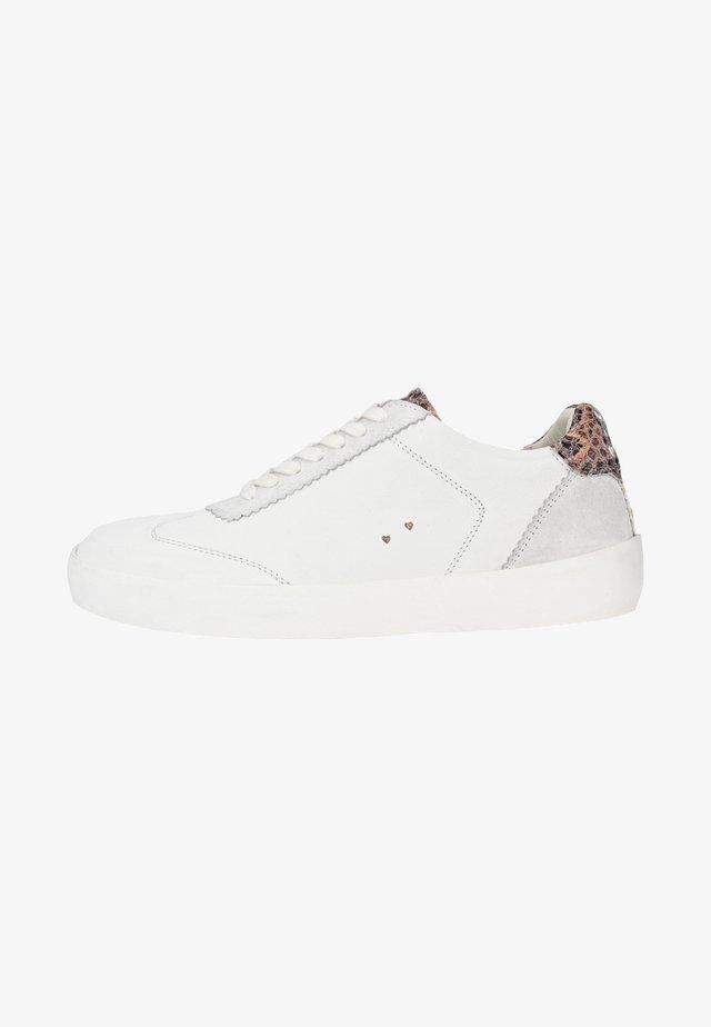 AMELIE - Sneakers laag - weiß