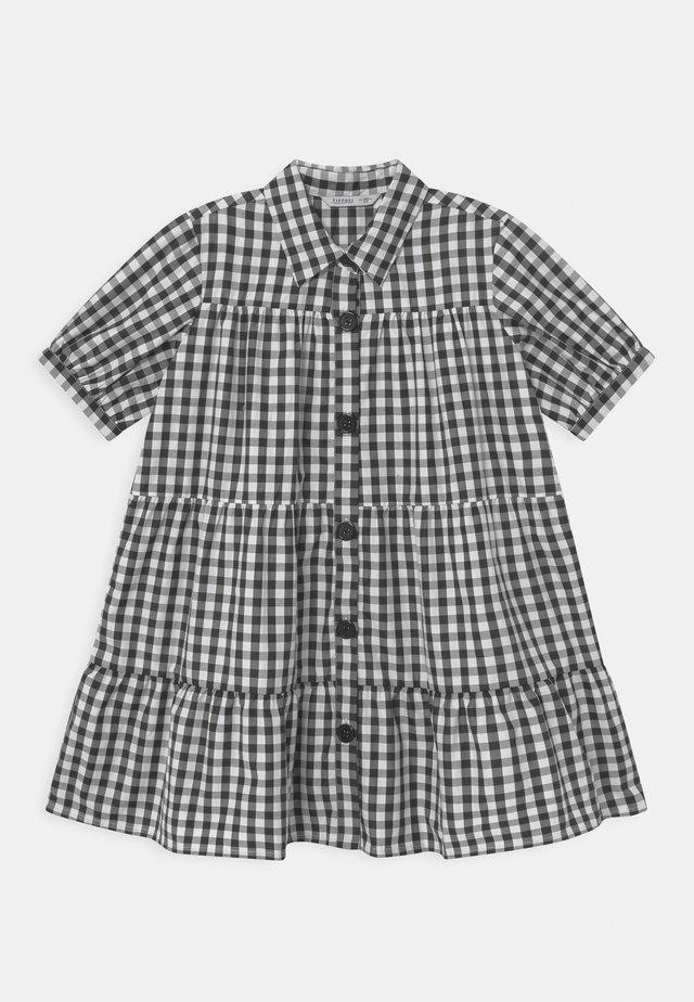AUSTRIA - Shirt dress - black
