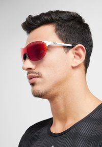 Oakley - EVZERO ASCEND - Sports glasses - white - 1
