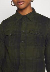 Lee - REGULAR WESTERN SHIRT - Camicia - serpico green - 5