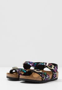 Birkenstock - RIO - Sandals - black - 3