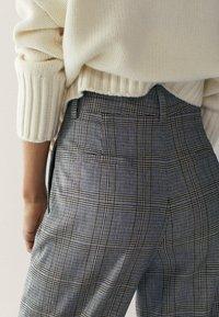 Massimo Dutti - Trousers - blue - 6