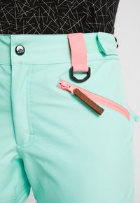 OOSC - WOMENS PANT - Snow pants - mint - 3