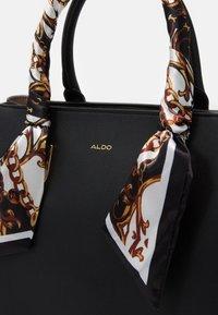 ALDO - TWEEDIA - Handbag - black - 3