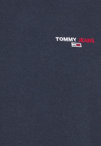 Tommy Jeans - TJM SMALL LOGO SWEATER - Maglione - twilight navy heather - 4