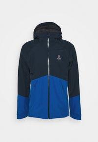 Haglöfs - SKUTA JACKET MEN - Hardshell jacket - tarn blue/storm blue - 5
