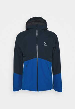SKUTA JACKET MEN - Hardshell jacket - tarn blue/storm blue