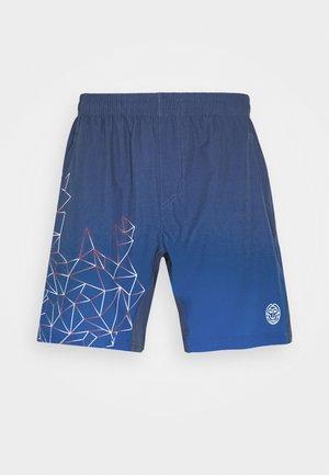 IRAS TECH SHORTS - Sports shorts - dark blue
