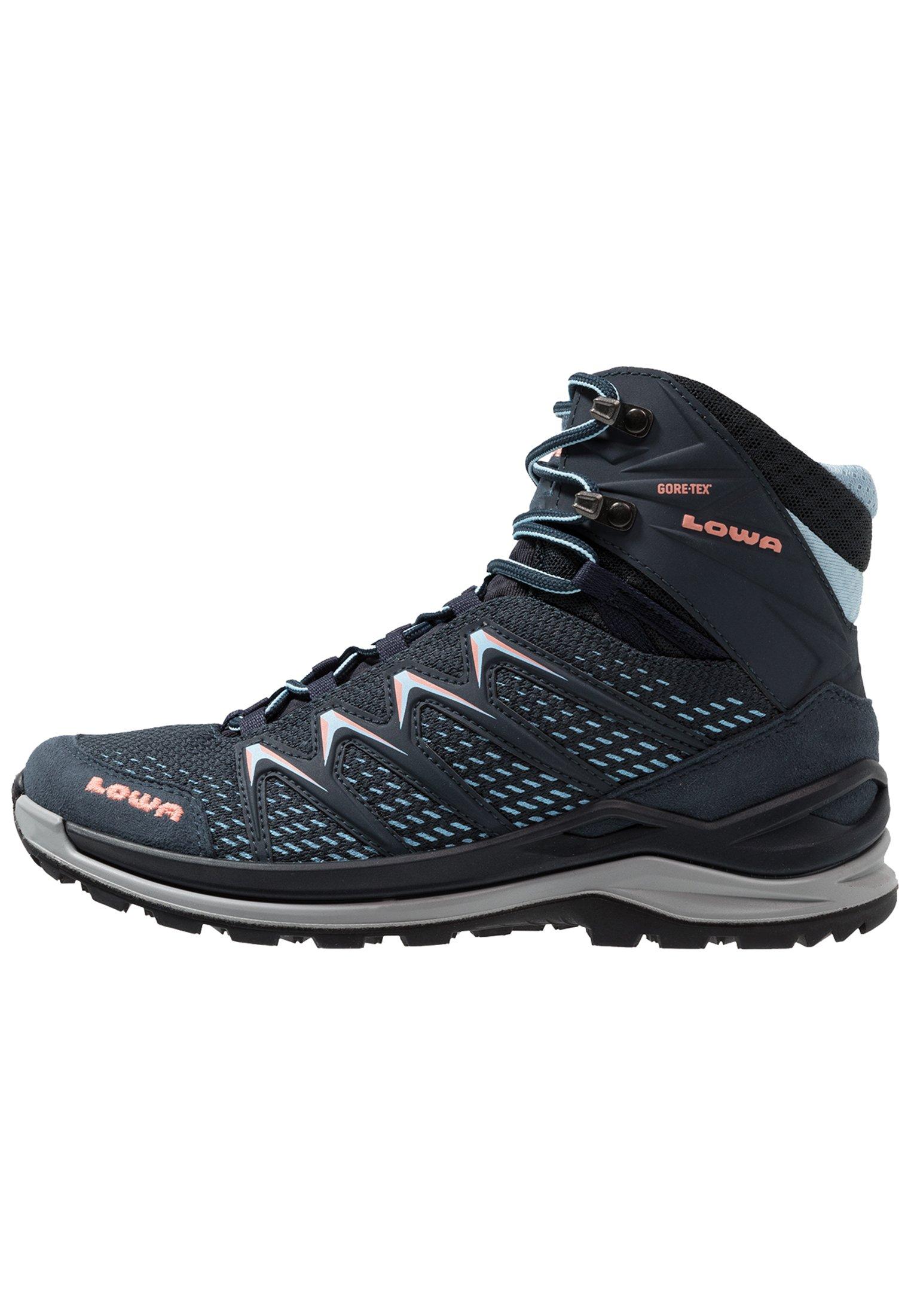 INNOX PRO GTX MID Hikingschuh stahlblaulachs