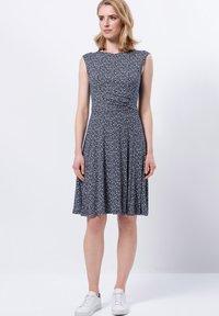 zero - Day dress - dark blue - 1