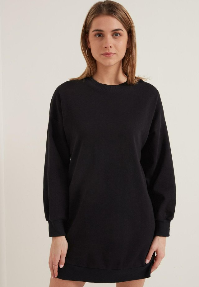 Sweatshirt - nero