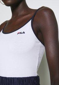 Fila Tall - SADIE BODY - Top - bright white - 5