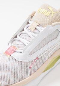 Puma - LQDCELL SHATTER  - Sports shoes - white/tapioca - 5