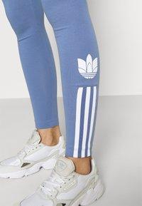 adidas Originals - Leggings - crew blue - 4