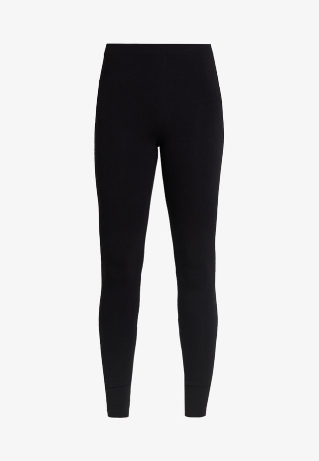KIM SIMPLE 2 PACK - Leggings - Hosen - black
