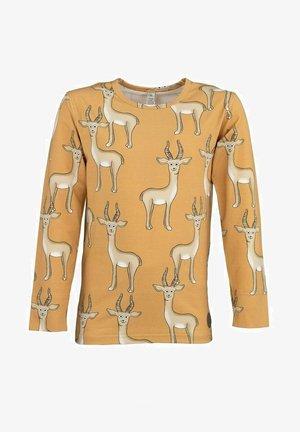 Pitkähihainen paita - antelope-brow