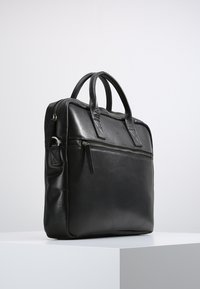 Still Nordic - CLEAN BRIEF ROOM UNISEX - Briefcase - black - 3