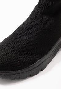 Miss Selfridge - THEO - Sneakers high - black - 2