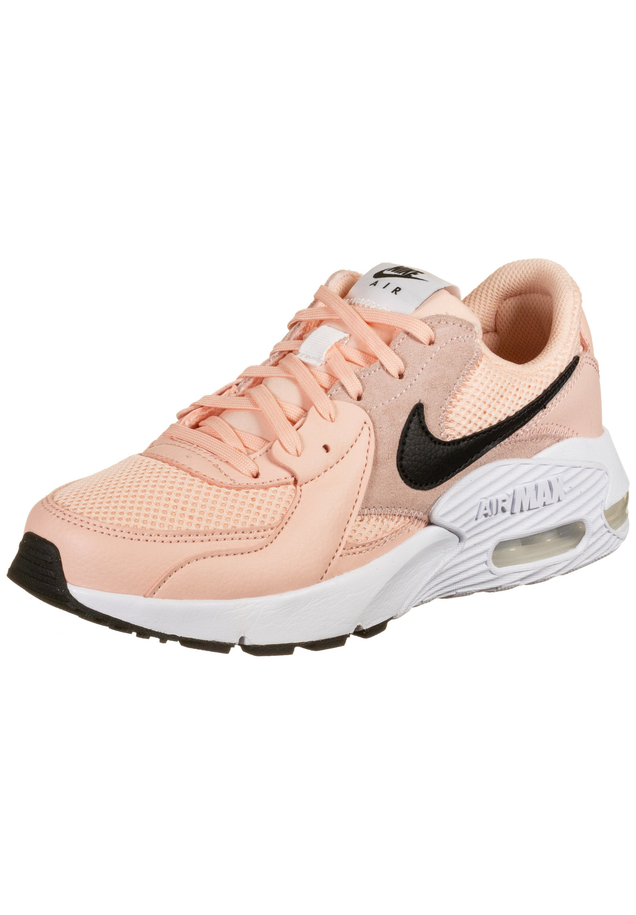 Nike Sportswear AIR MAX EXCEE Sneaker low washed coral/white/black/rosa