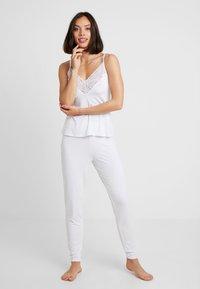 Anna Field - SET - Pyjama set - white - 0