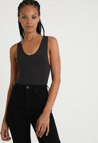 BDG Urban Outfitters - MARKIE BODY - Top - black - 0