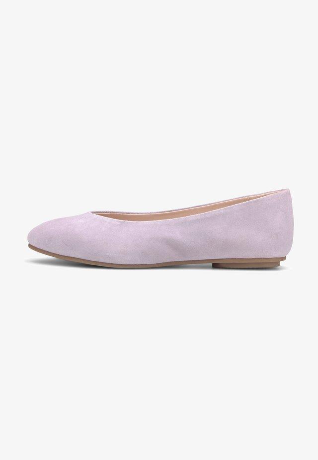 Ballet pumps - helles lila