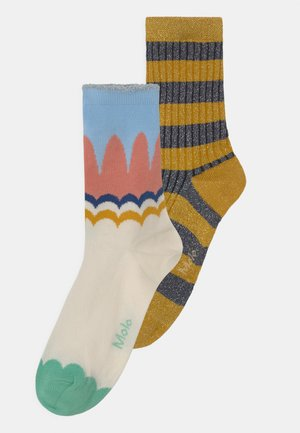 NOMI 2 PACK UNISEX - Socks - multi-coloured
