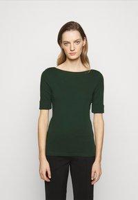 Lauren Ralph Lauren - Basic T-shirt - deep pine - 0