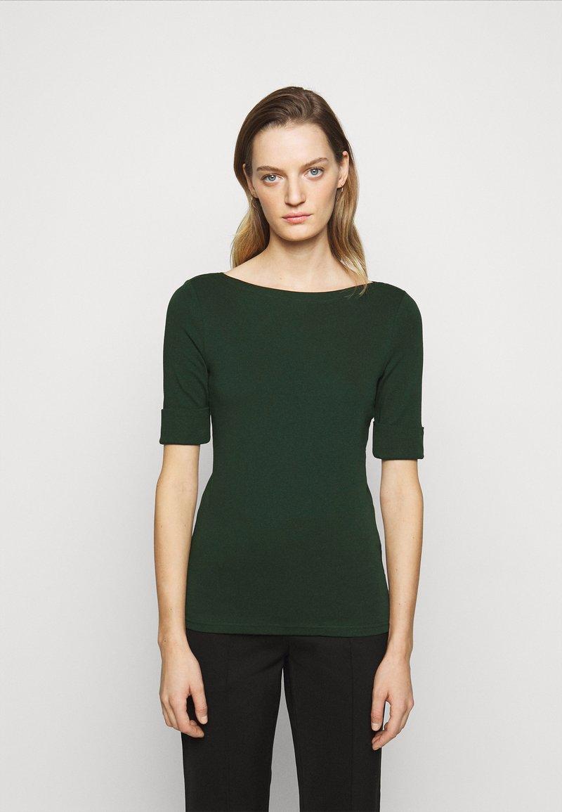 Lauren Ralph Lauren - Basic T-shirt - deep pine