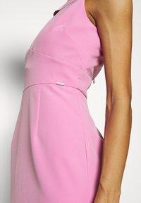 Guess - PATTI DRESS - Shift dress - rich pink - 5