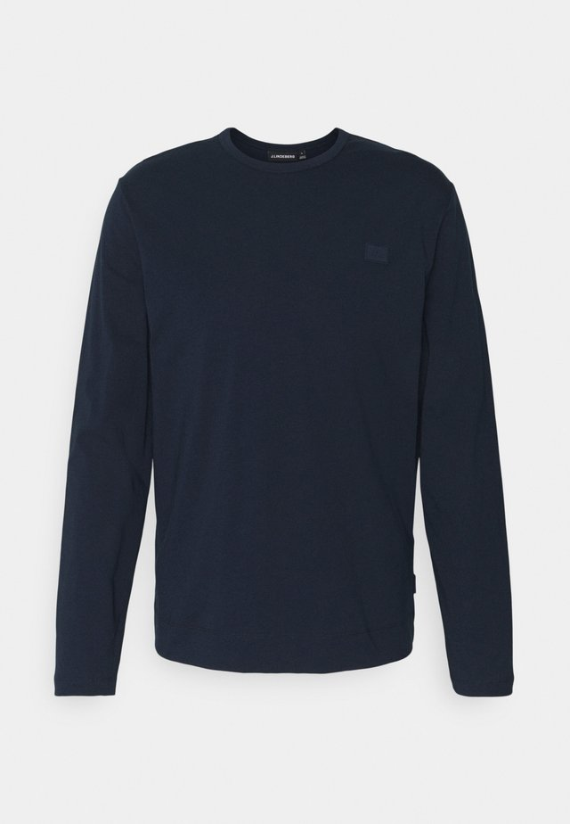 CHARLIE LONG SLEEVE - T-shirt à manches longues - navy