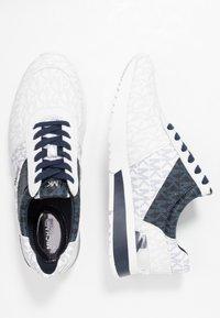 MICHAEL Michael Kors - ALLIE TRAINER - Sneakers laag - admiral - 3