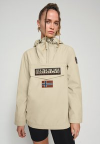 Napapijri - RAINFOREST SUMMER - Winter jacket - natural beige - 0