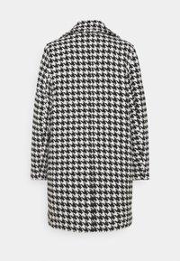 YAS Petite - YASHILMA COAT - Classic coat - black/white - 1