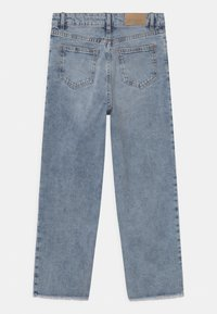 Lindex - LOTTE - Jeansy Relaxed Fit - blue denim - 1