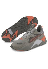 Puma - RS-X HARD DRIVE - Sneakersy niskie - gray violet-ultra gray - 2