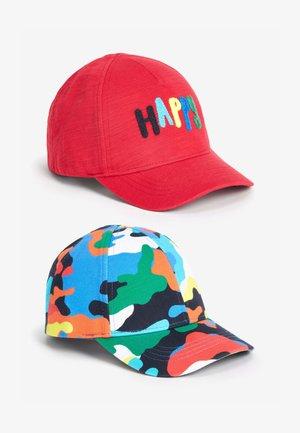 2ER-PACK - Cap - multi-coloured