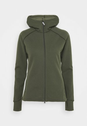 MONO AIR - Trainingsjacke - willow green