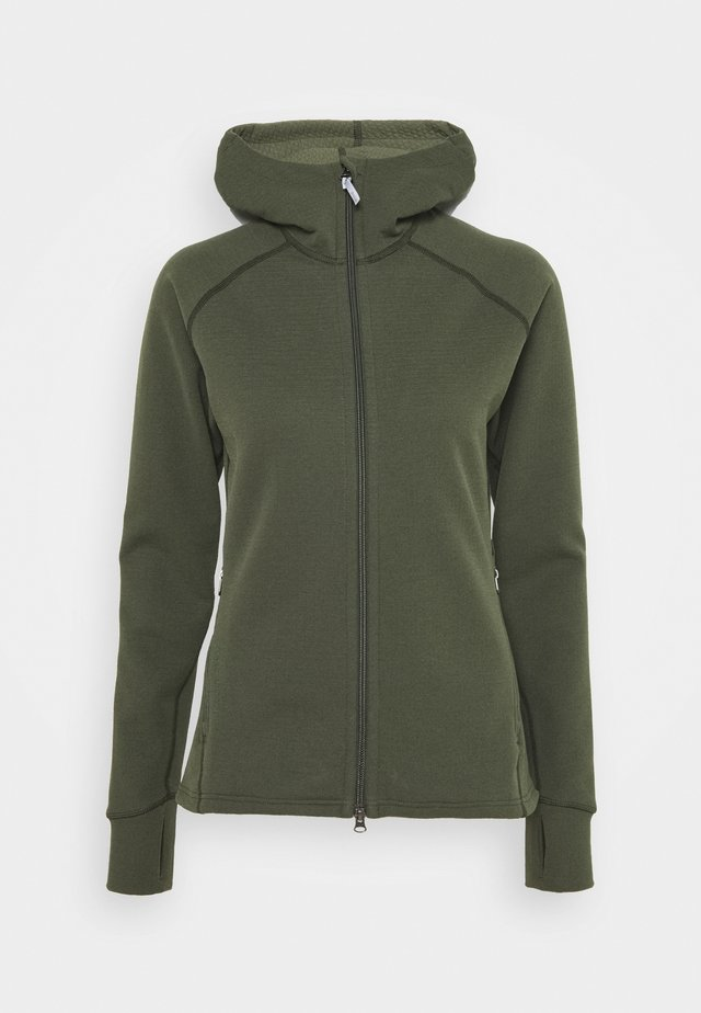 MONO AIR - Training jacket - willow green