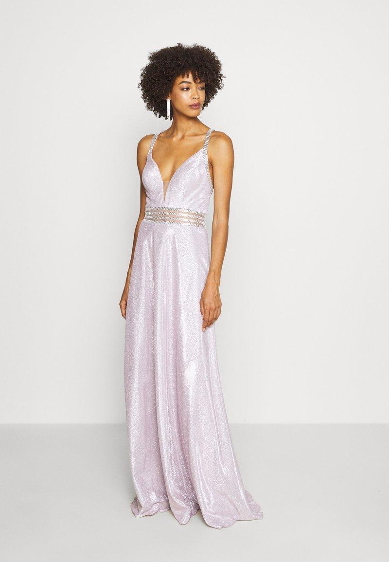 Luxuar Fashion - Vestido de fiesta - rosé