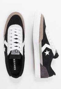Converse - NET STAR CLASSIC - Trainers - black/white/dolphin - 1